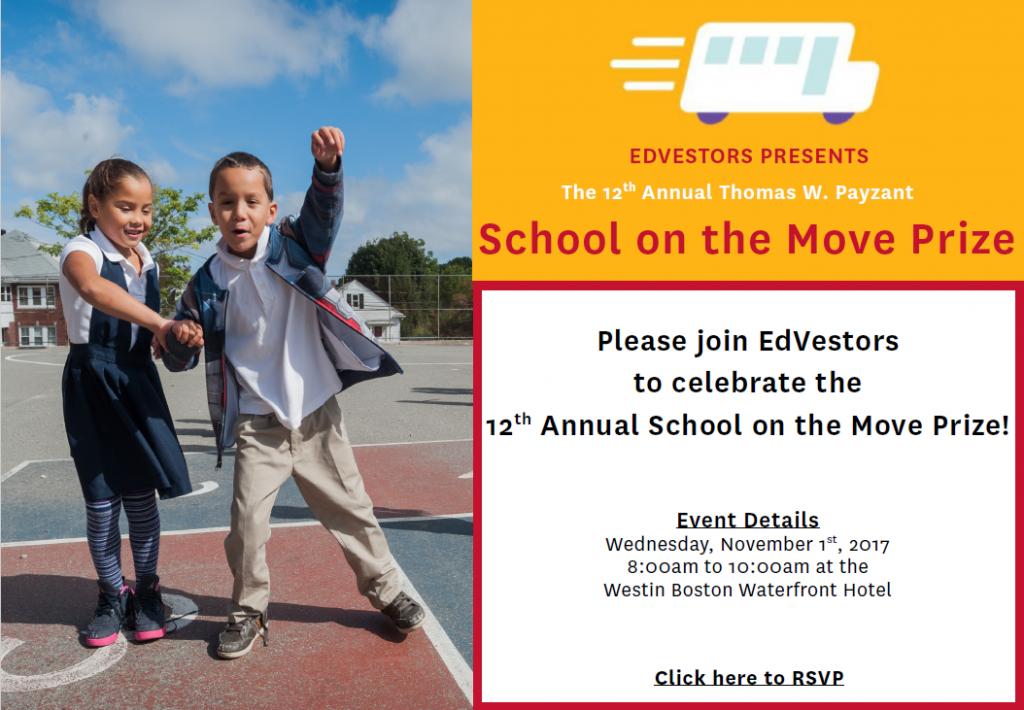 School on the Move 2017